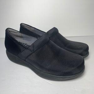 Greys Anatomy Softwalk Meredith clogs 9.5M black